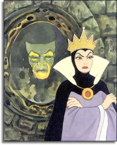 mirror-on-the-wall snow white